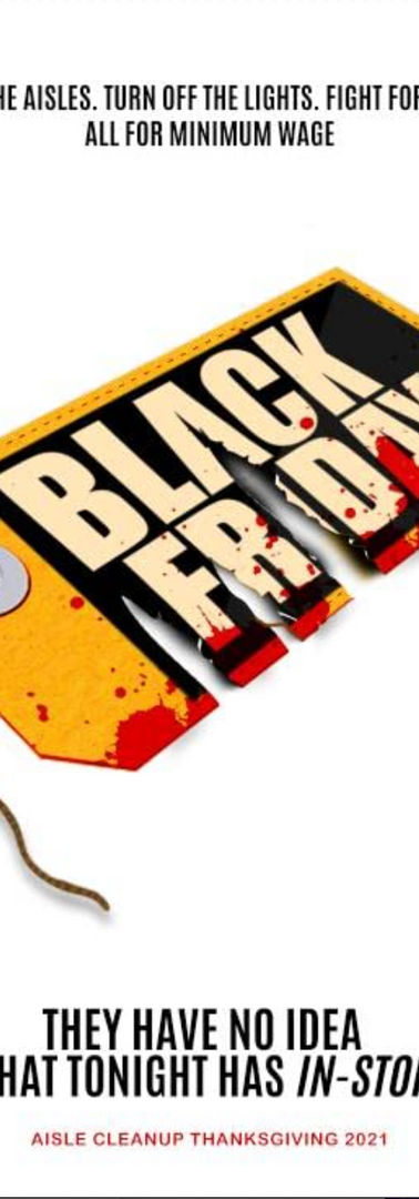 BLACK FRIDAY!  Feature Film  Directed by Casey Tebo Starring Bruce Campbell
