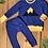 Thumbnail: Sapphire Blue Ultimate Lounge Pant