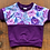 Thumbnail: 6-9 years Short Sleeve Dolman Pull Over (Grow-with-me)