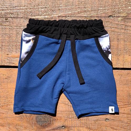 2/3T Buck Wild Pocket Shorts