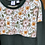 Thumbnail: 6-9 year Dolman Pull Over (Grow-with-me)