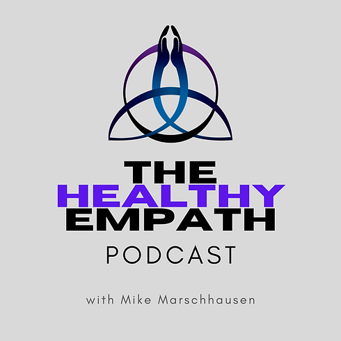 The Healthy Empath Podcast Logo.png