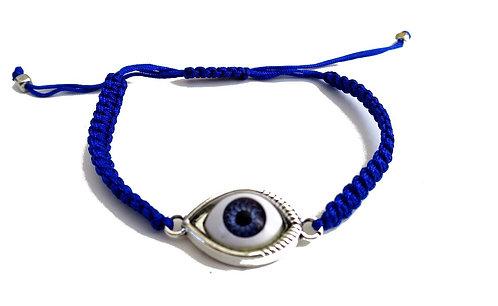 Big Evil Eye Bracelet
