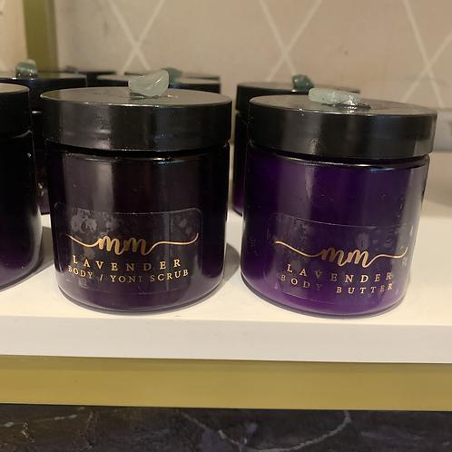Lavendula (Lavender ) BODY set