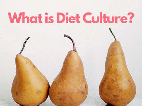 What is Diet Culture?