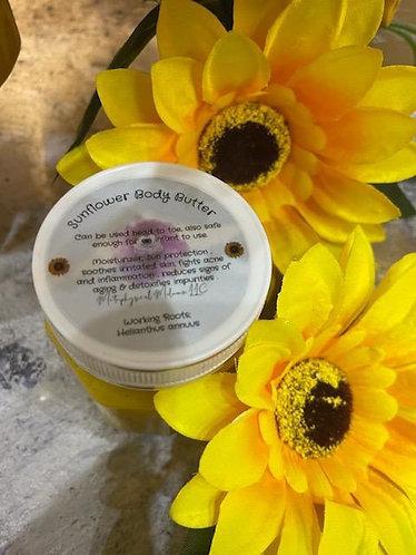 Sunflower Body Butter