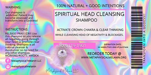 Spiritual Head Cleansing Shampoo