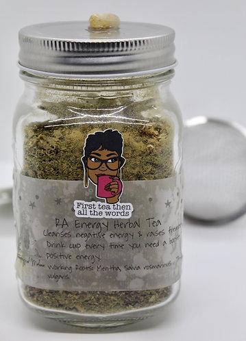 RA Energy Herbal Tea