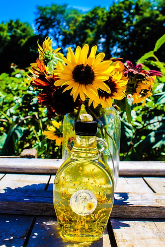 Sunflower Yoni & Body Oil