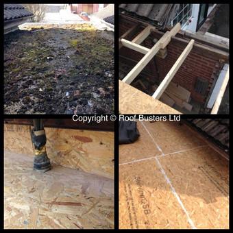 Mr & Mrs Hurst - Firestone rubber roof - Rugeley
