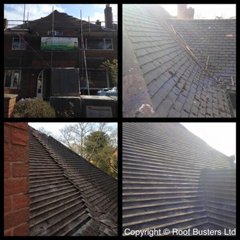Mr & Mrs Syed - Tiled roof - Moseley