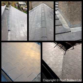 Mr & Mrs Donnellan - Tiled roof installation