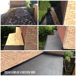 EPDM Firestone Rubber