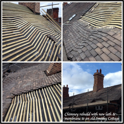 Tiled Roof installation