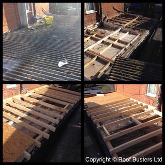 Mr & Mrs Robinson (2) - Firestone roof Installation