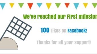 Facebook Milestone!