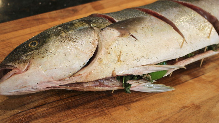 Grilled Whole Fish?