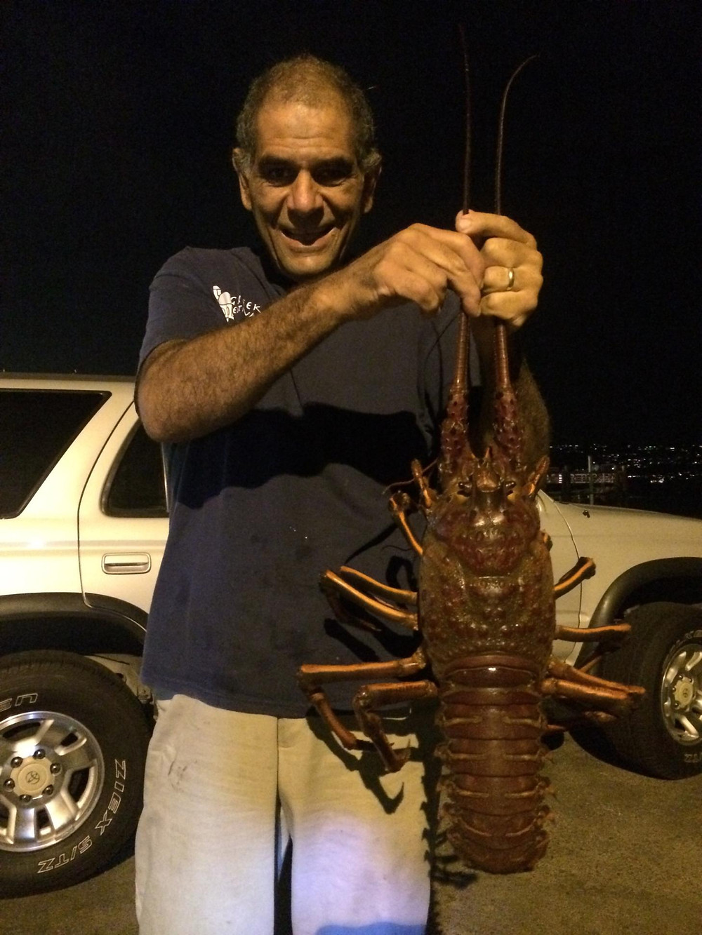 southern California spiny lobster
