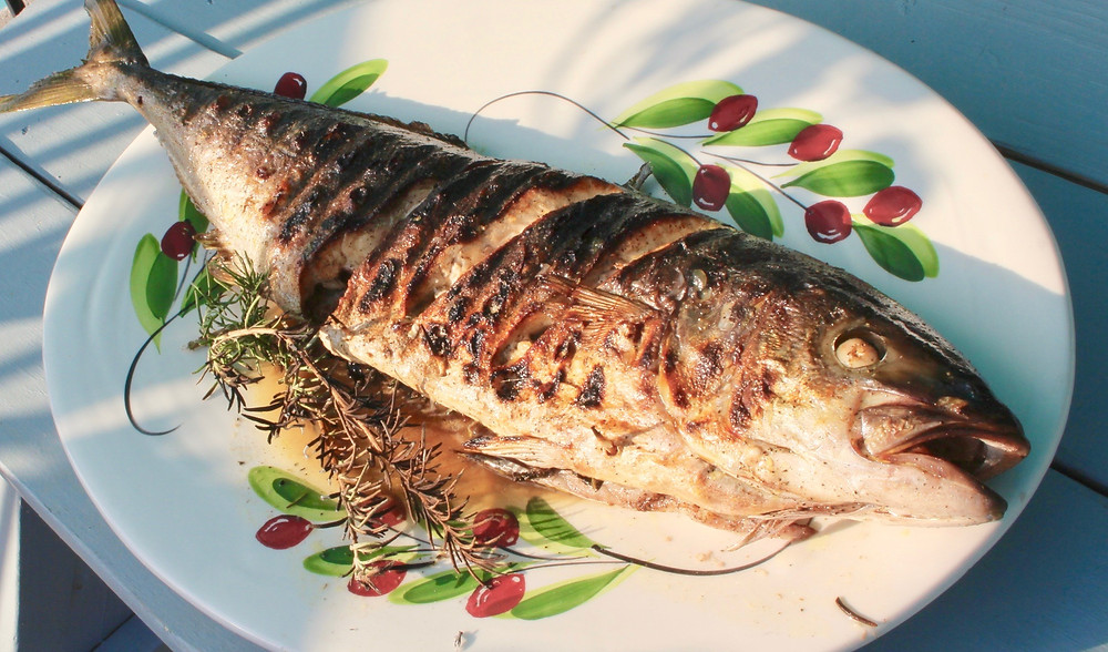whole grilled fish recipe