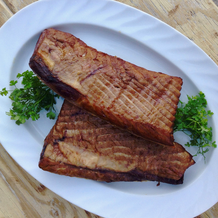 Smoked Tuna Belly