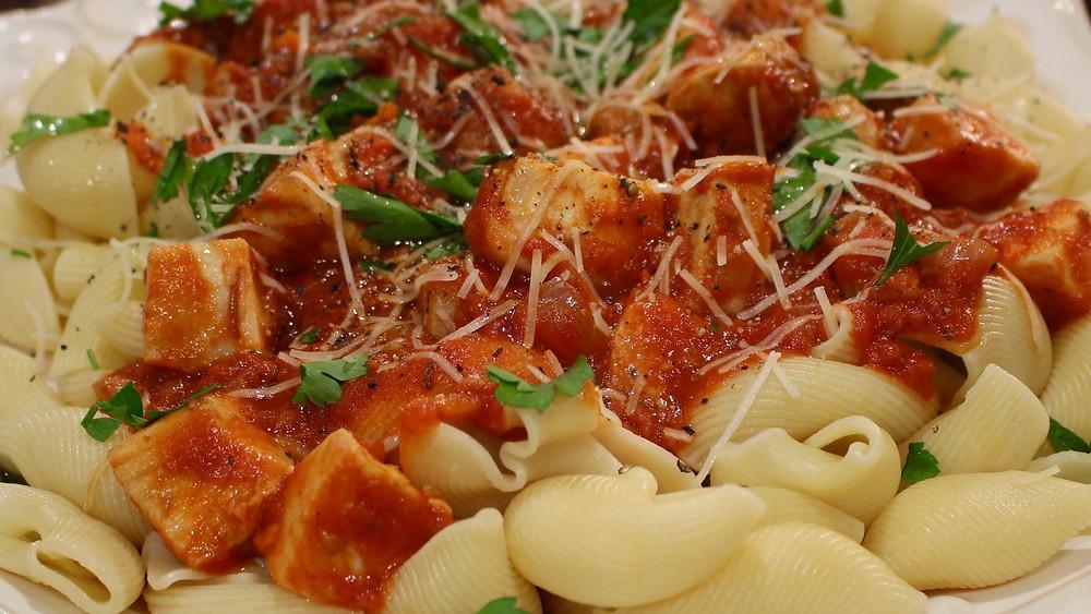 fish pasta recipe