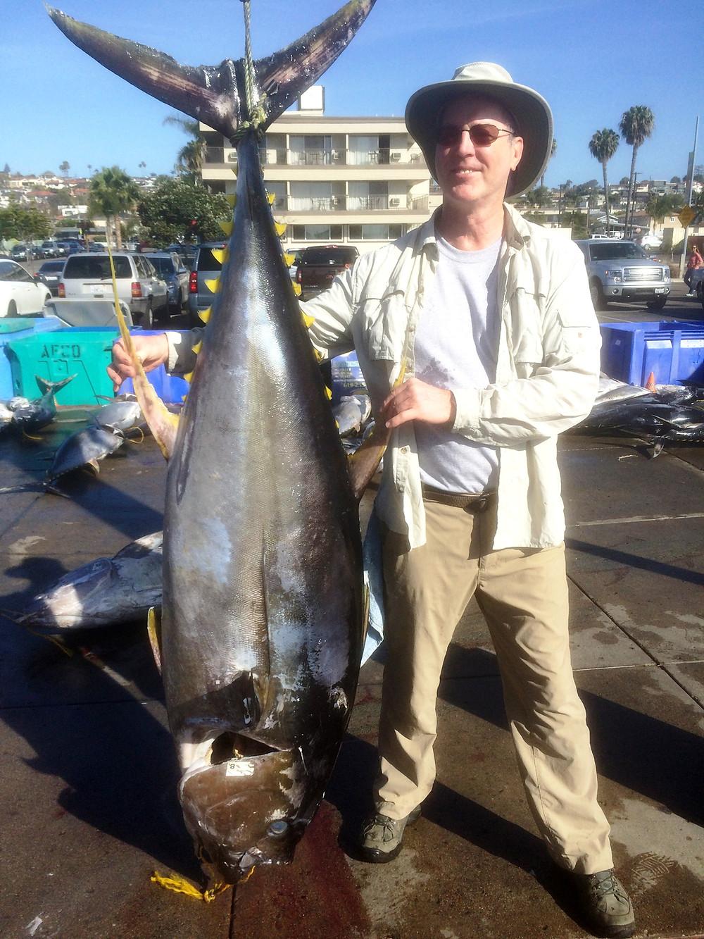 San Diego Yellowfin Tuna