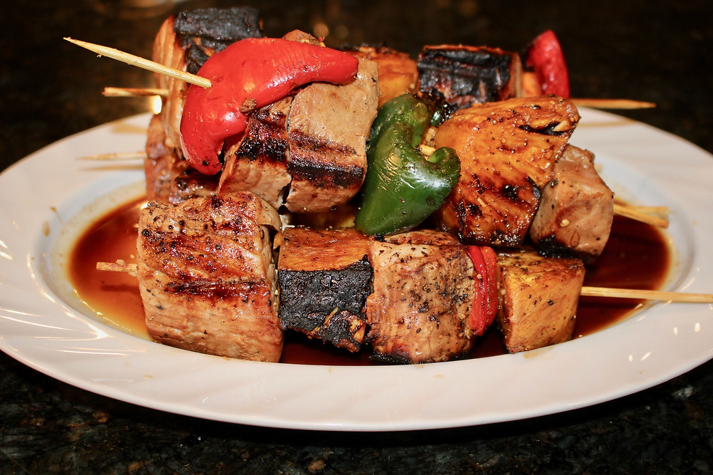 grilled tuna recipe