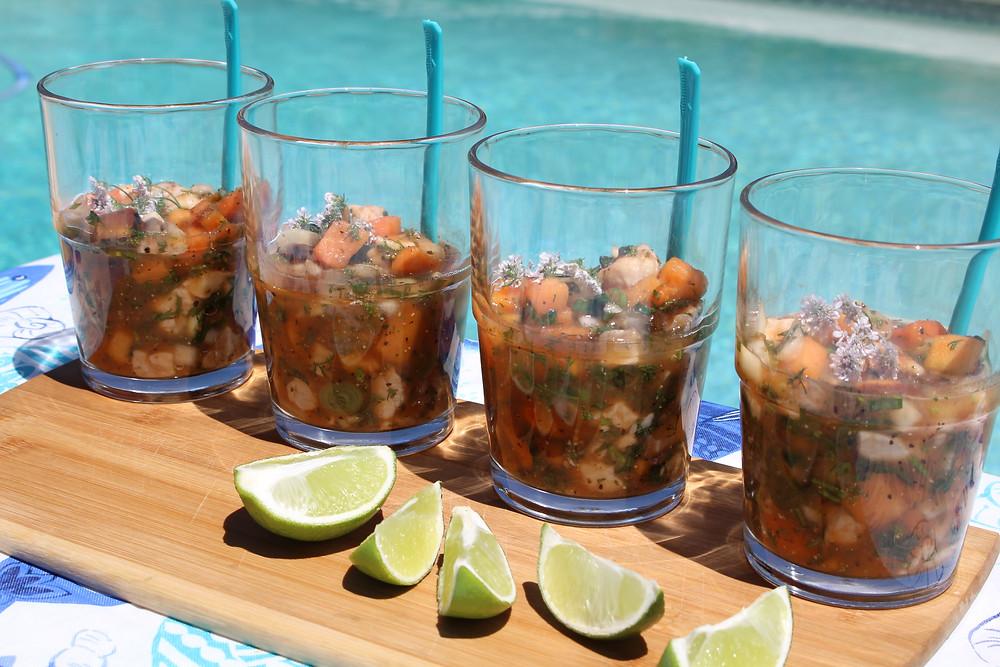 rockfish ceviche recipe