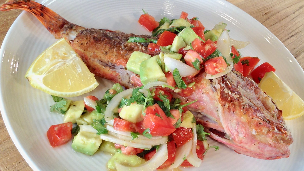 how to cook rockfish