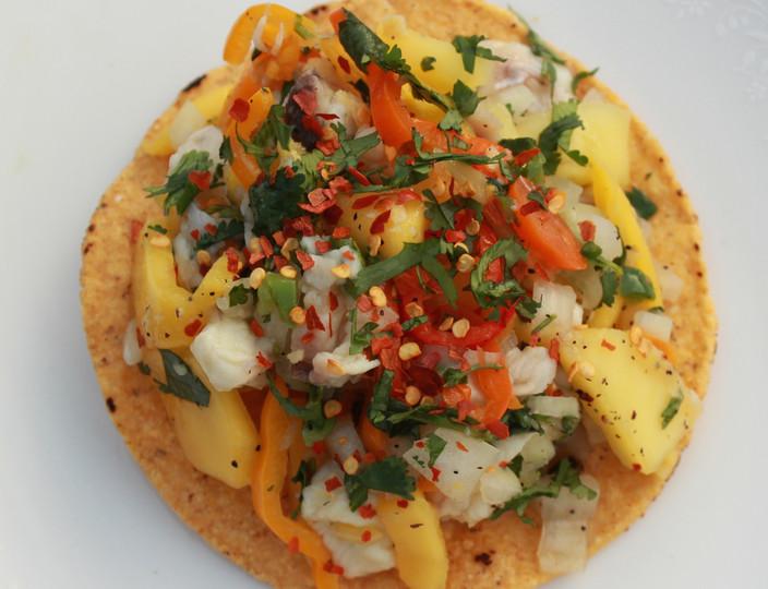 Dorado Ceviche