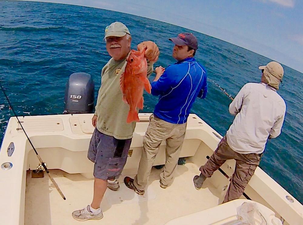 rockfish fishing
