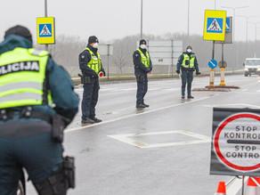 Policijos problemos aptartos su vidaus reikalų viceministru