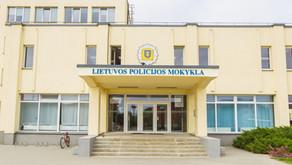 Lietuvos policijos mokyklai vadovaus   Robertas Šimulevičius