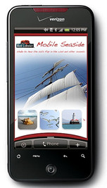 Red Lobster Mobile Seaside App