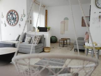 עיצוב וסטיילינג בית פרטי באורנית
