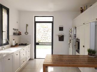 בניה ועיצוב בית חדש באורנית