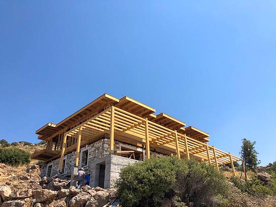 Naturel Ahşap Yapı Yapısal Ahşap Sistemleri ve Pasif Ev Konsepti Örnekleri İzmir