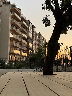 İzmir Küçükyalı Özel Konut Accoya Ahşap Deck Projesi