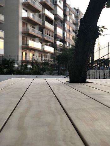 Naturel Ahşap Yapı Ahşap Deck Kaplamları ve Sistemleri, Örnek Ev, Güzelbahçe, İzmir