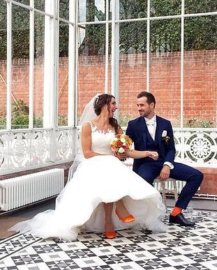 Dutch Wedding at The Horniman (c) Rosali
