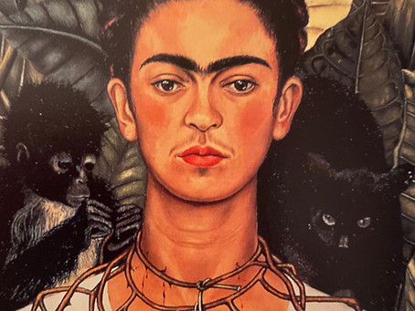 Mind-blowing love poem by Frida Kahlo