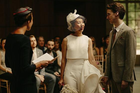 Fusion Wedding Art Deco, Eltham Palace L