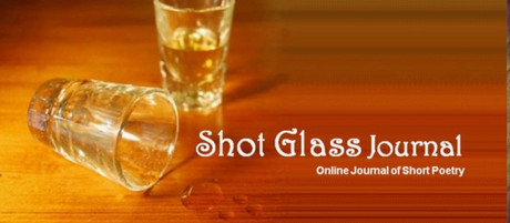 Shot Glass Journal poetry