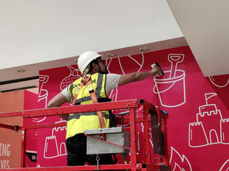 Print and Graphic Installation