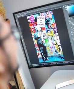 Design for Large Format
