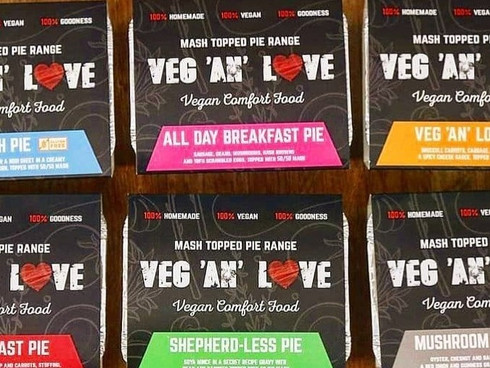 Packaging for Food Brand