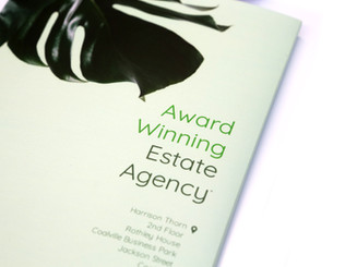 Estate Agency - Print Collateral