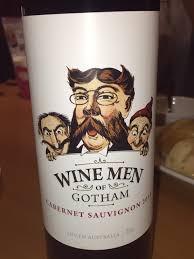 Cabernet Sauvignon 2018, Wine Men of Gotham