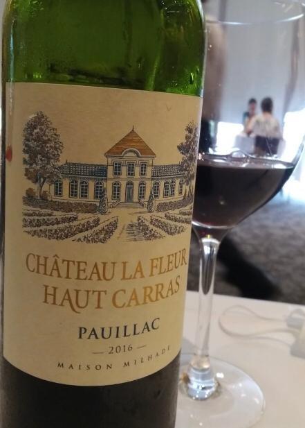 2016 Chateau La Fleur Haut Carras, Pauillac