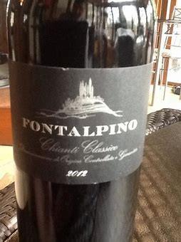 Fontalpino Chianti Classico 2012, DOCG